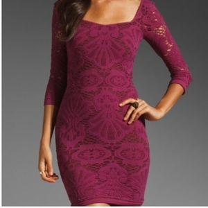 Free People Intimately Medallion Bodycon Dress